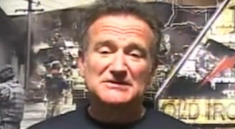 The Death of Robin Williams Teaches Us Who We Really Are