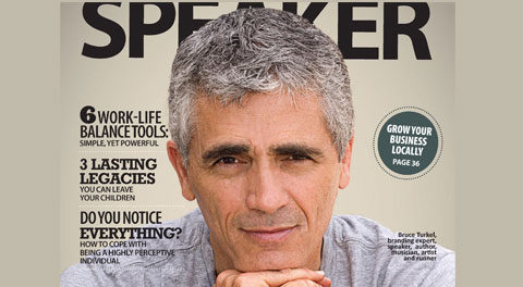 IGN-4 Branding Expert Bruce Turkel: Your Brand and Life's Big 3